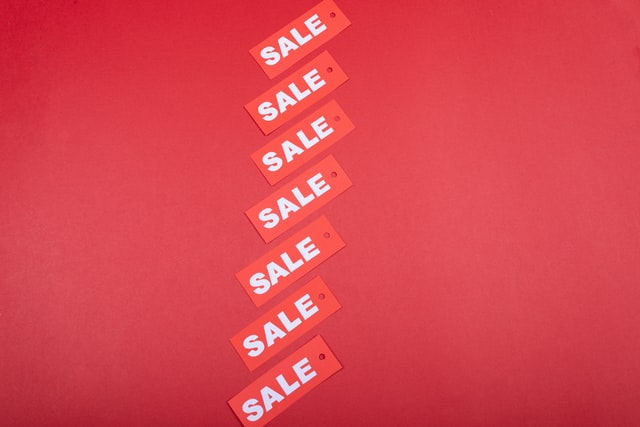 point sale